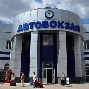 Автовокзалы Киришов