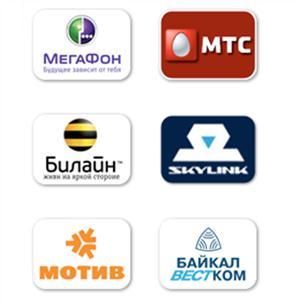 Операторы сотовой связи Киришов