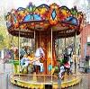 Парки культуры и отдыха в Киришах