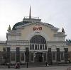 Железнодорожные вокзалы в Киришах