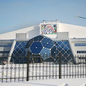 Спортивные комплексы Киришов