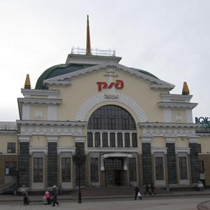 Железнодорожные вокзалы Киришов